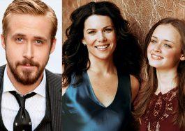 """Ryan Gosling quase esteve em """"Gilmore Girls"""", mas o teste não agradou"""