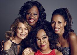Shonda Rhimes deixa emissora de TV e agora produzirá séries para a Netflix