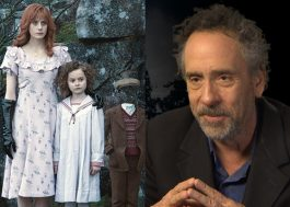 Repórter pergunta a Tim Burton porque só tem brancos nos filmes dele