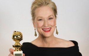 Meryl Streep será homenageada no Globo de Ouro 2017 por sua carreira