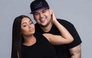 Mais uma Kardashian! Nasce a filha da Blac Chyna com o Rob Kardashian