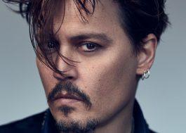 Johnny Depp é o ator menos rentável do ano (pela segunda vez!)
