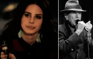 """Lana Del Rey faz homenagem ao Leonard Cohen e relembra versão de """"Chelsea Hotel #2"""""""
