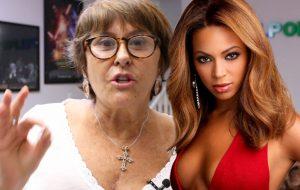 """""""SenseMarcia"""" ajuda Beyoncé a se livrar do encosto"""
