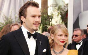 "Michelle Williams fala sobre criar filha sem Heath Ledger: ""Isso nunca será certo"""
