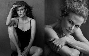 Julianne Moore, Robin Wright, Nicole Kidman e mais estão lindas no calendário da Pirelli