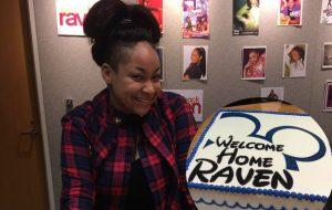 É oficial! Raven posta foto comemorando o retorno ao Disney Channel