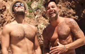 Lindoooos! Ricky Martin irá se casar com o Jwan Yosef!