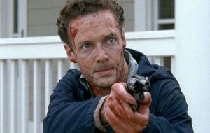 "Ross Marquand, o Aaron de ""The Walking Dead"", vem para a Comic Con Experience"