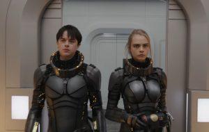"""Primeiro teaser de """"Valerian"""" apresenta protagonistas em universo surpreendente"""