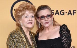 Debbie Reynolds, mãe de Carrie Fisher, morre aos 84 anos