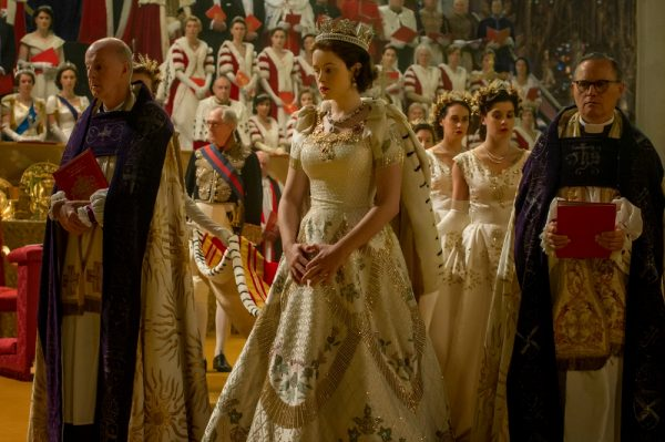 the crown rainha elizabeth II
