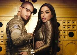 """Anitta arrasa no espanhol cantando """"Sí o No"""", nova versão da música com Maluma"""