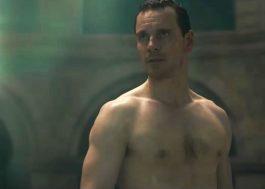 """O que é mais absurdo? O elenco de """"Assassin's Creed"""" ou o Michael Fassbender sem camisa?"""