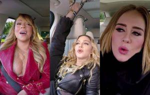 A gente ama! Vem relembrar os 10 melhores Carpool Karaoke de 2016!