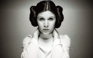 "Carrie Fisher, a Princesa Leia de ""Star Wars"", morre aos 60 anos"