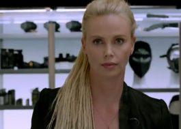 """Charlize Theron e muitas explosões na primeira prévia de """"Velozes e Furiosos 8"""""""