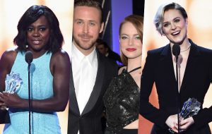 "Critics' Choice Awards: Viola Davis arrasa; ""La La Land"", ""Westworld"" e mais vencem!"