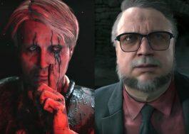 Mads Mikkelsen e Guillermo del Toro aparecem em trailer do novo jogo de Hideo Kojima