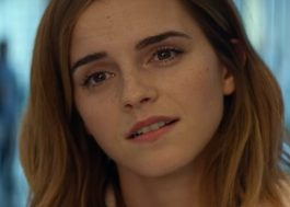 "Emma Watson estrela trailer bem ""Black Mirror"" do filme ""The Circle"""