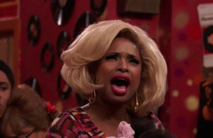 """Jen Hudson em """"Hairspray Live!"""""""