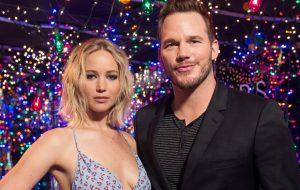Chris Pratt quer se vingar da vingança de Jennifer Lawrence