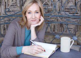 J.K. Rowling está escrevendo dois novos livros