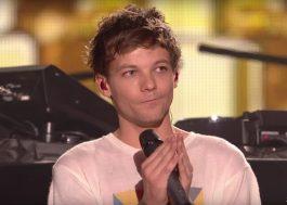 Louis Tomlinson dedica apresentação no The X-Factor à mãe <3