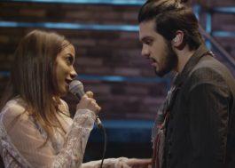 """Anitta sobre o olhar sedutor do Luan Santana: """"isso me dá agonia"""""""