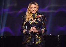 Estamos aplaudindo o discurso incrível de Madonna ao aceitar prêmio de Mulher do Ano