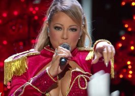 "Mariah Carey, rainha do Natal, canta ""All I Want For Christmas Is You"" em prévia do VH1 Divas"