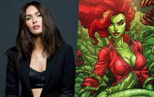 "Rumor: Megan Fox estaria interessada em ser a Hera Venenosa em ""Gotham City Sirens"""