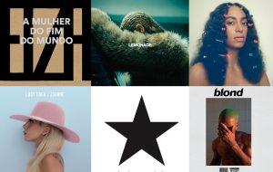 Nossa escolha dos 20 melhores discos de 2016!