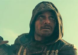 """Novo vídeo de """"Assassin's Creed"""" mostra Michael Fassbender em cena de ação familiar aos jogos"""
