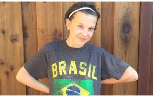 Millie Bobby Brown, a Eleven de Stranger Things, vem ao Brasil em 2017!