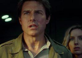 """""""A Múmia"""": volta da franquia com Tom Cruise ganha trailer no maior estilo """"Missão: Impossível""""!"""