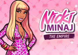 "No app ""Nicki Minaj: The Empire"", você joga para virar uma superstar do Rap"