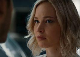 """Tá rolando uma conspiração no novo trailer de """"Passageiros""""; vem ver"""