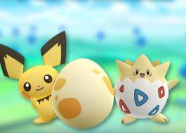 """""""Pokémon Go"""": Pichu, Togepi e outros Pokémons chegam ao jogo!"""