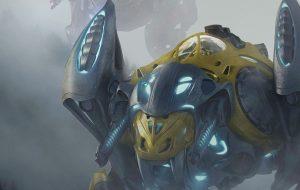 """Novo pôster de """"Power Rangers"""" mostra os heróis dentro de Zords"""