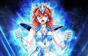 Novo anime dos Cavaleiros do Zodíaco será protagonizado por uma mulher!