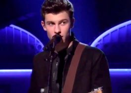 "Vem ver Shawn Mendes cantando ""Treat You Better"" e ""Mercy"" no SNL!"