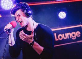 Shawn Mendes faz cover do Drake para rádio da BBC