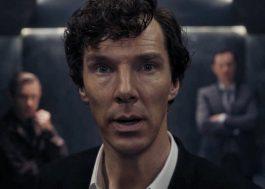 """""""Eu amo você"""" (quem?), diz Sherlock em novo trailer da quarta temporada"""