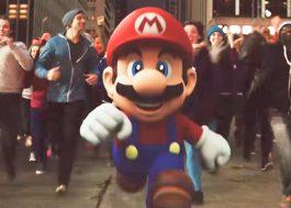 """Nintendo mostra seu primeiro jogo para celulares; o lindo """"Super Mario Run""""!"""