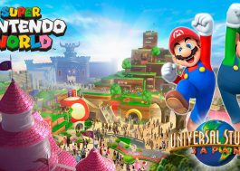 Nintendo mostra prévia do parque de Super Mario World, no Japão!