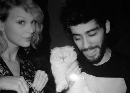 """Socorro! Taylor Swift e ZAYN lançam música juntos para """"50 Tons Mais Escuros""""!"""