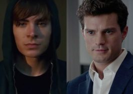 "Troy Bolton, de ""High School Musical"", vira Christian Grey, de ""50 Tons"", em vídeo de fã"