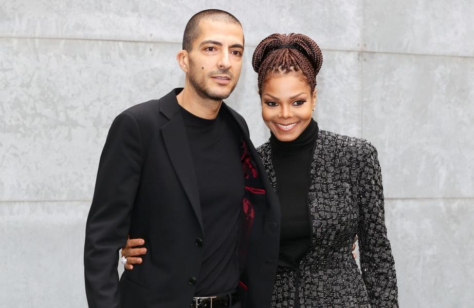 Nasce Eissa, primeiro filho de Janet Jackson!