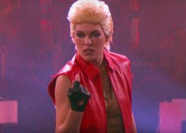 "Milla Jovovich dublando Billy Idol no ""Lip Sync Battle"" é maravilhoso!"